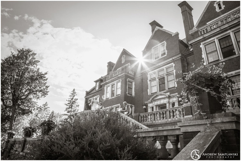 Glensheen Mansion Wedding, Andrew Samplawski Photography