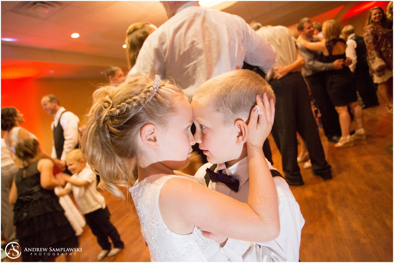 Holiday Inn South, Eau Claire Wedding, Andrew Samplawski Photography