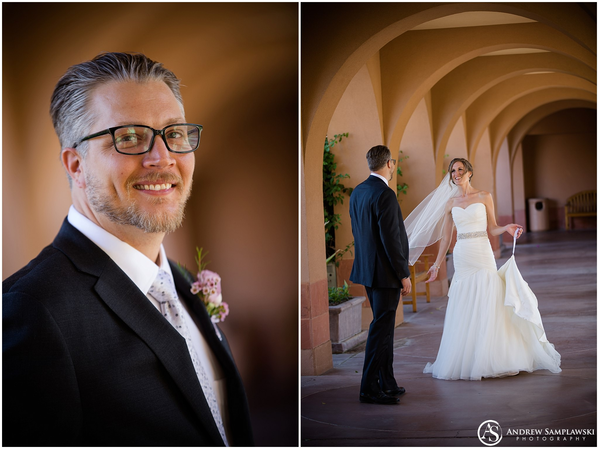 Marriott McDowell Mountains Arizona Wedding Andrew Samplawski Photography