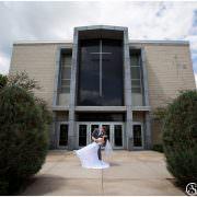 St James Catholic Church Chippewa Falls Wedding Andrew Samplawski Photography