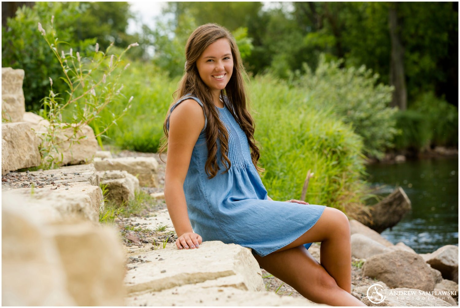 chippewa falls senior session andrew samplawski photography