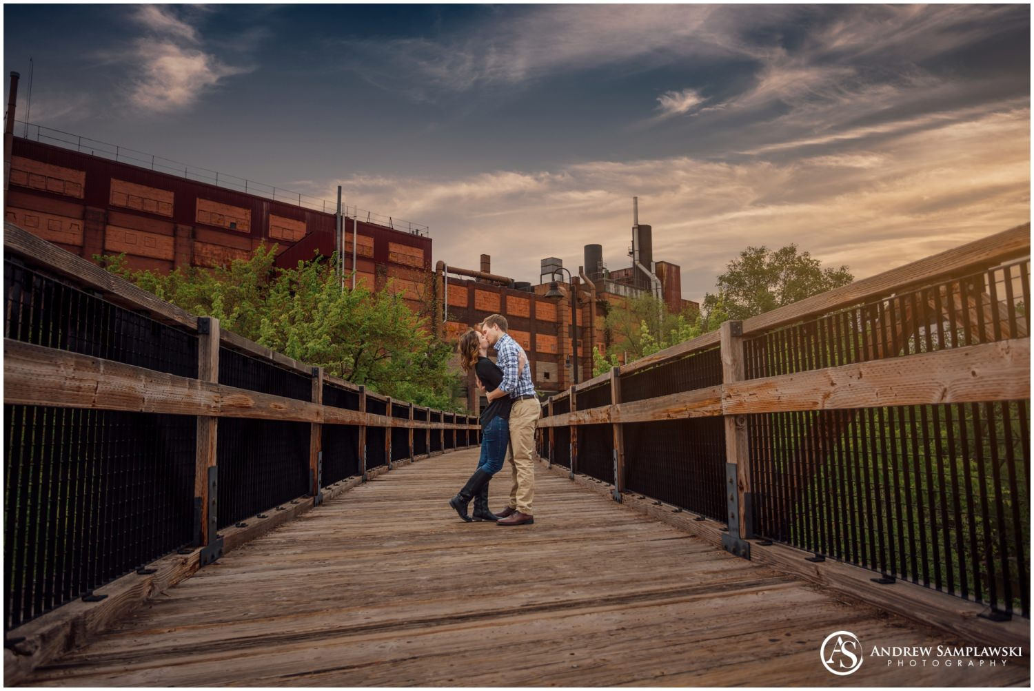 Engagement Session tip andrew samplawsk