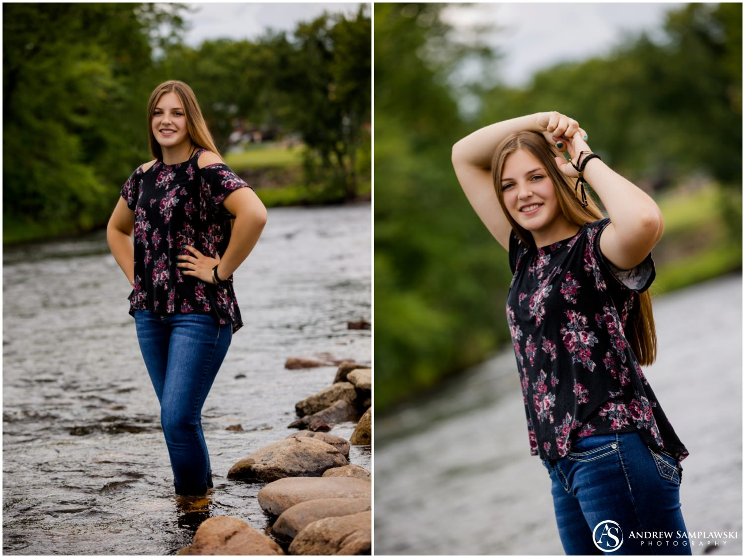Chippewa Falls senior session andrew samplawski