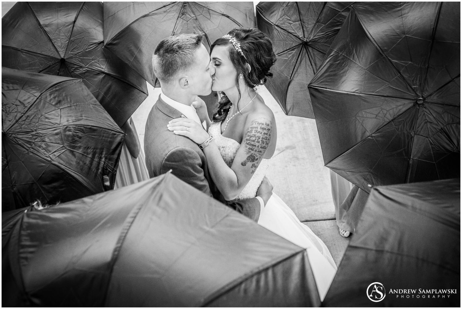 Metropolis Skybox Wedding Andrew Samplawski Photography