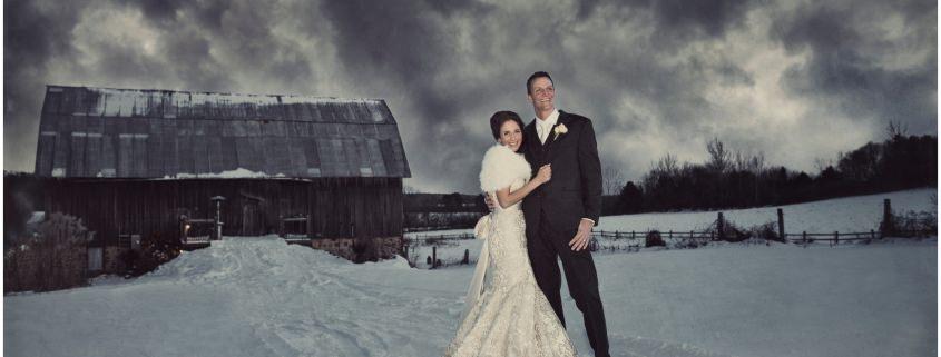 Enchanted barn wedding andrew samplawski photography