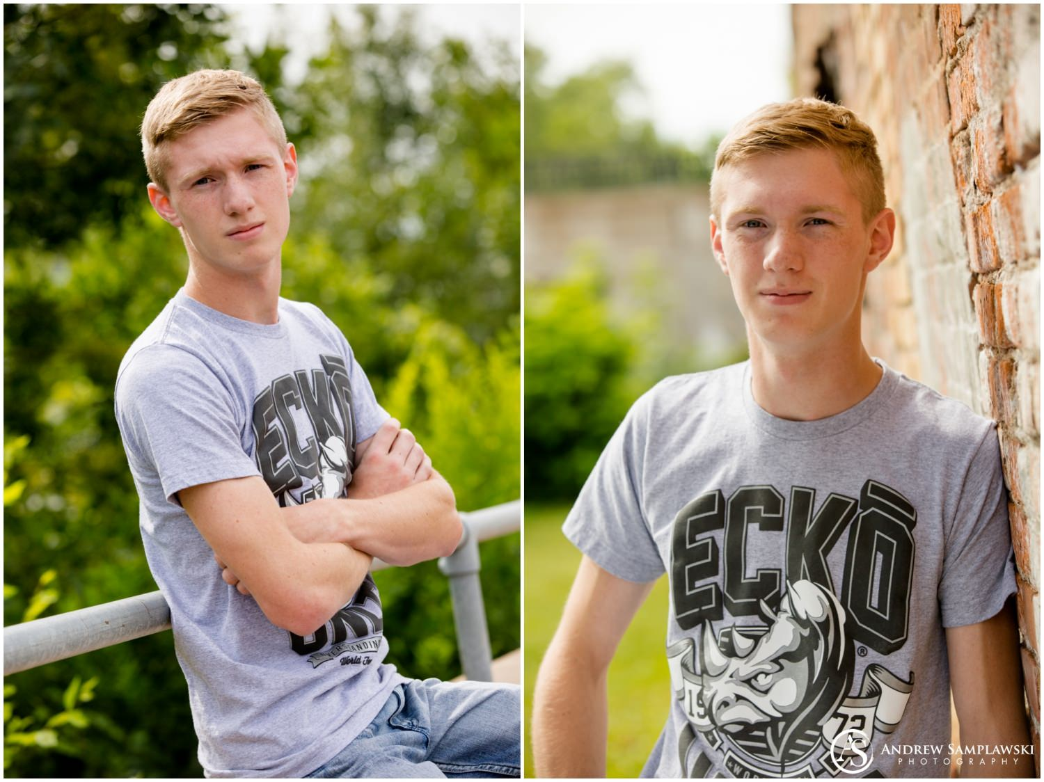 Chippewa Valley senior portraits andrew samplawski photography