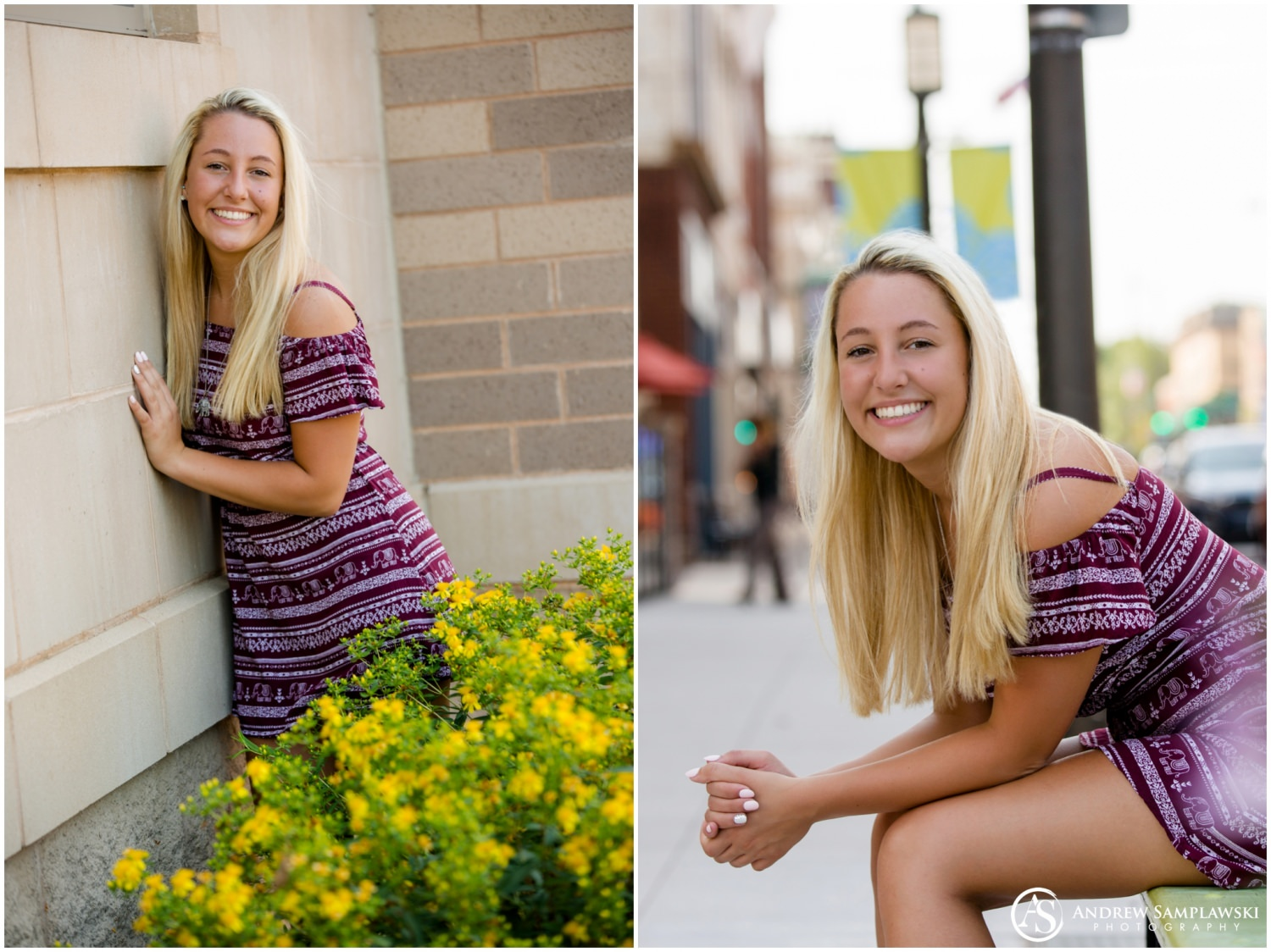 Greenwood High School Senior Session andrew samplawski photography