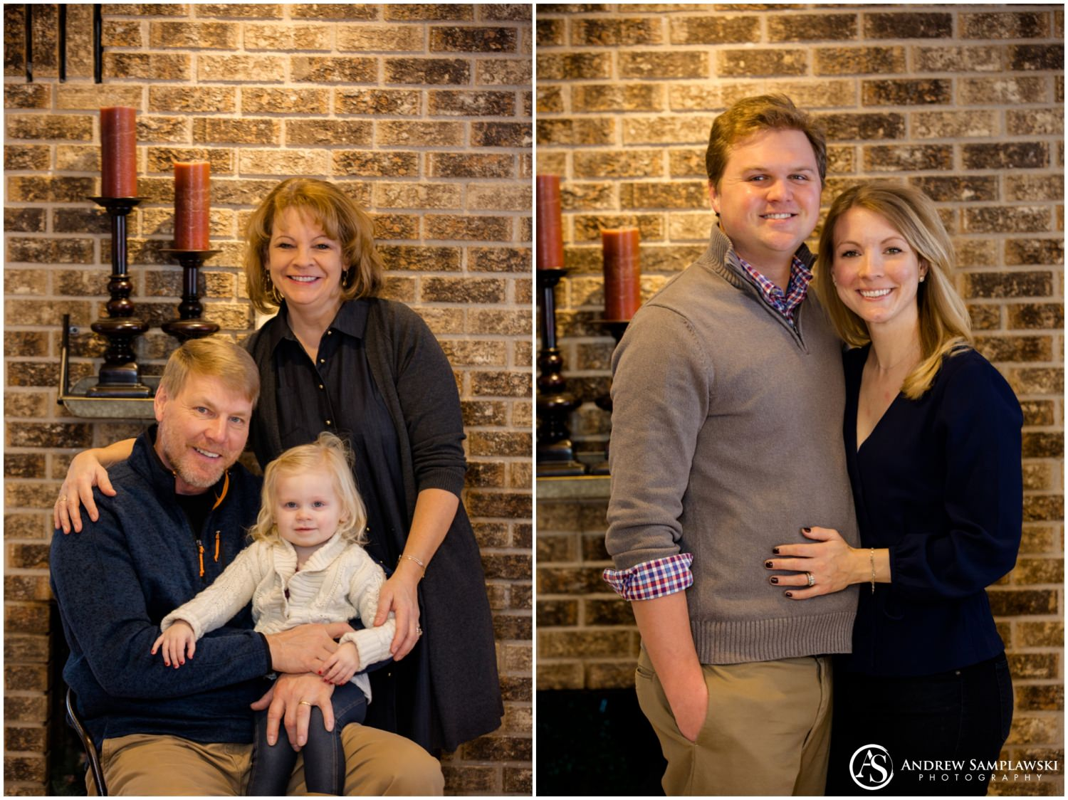 Eau Claire What to Wear Family Portrait Photographer Andrew Samplawski