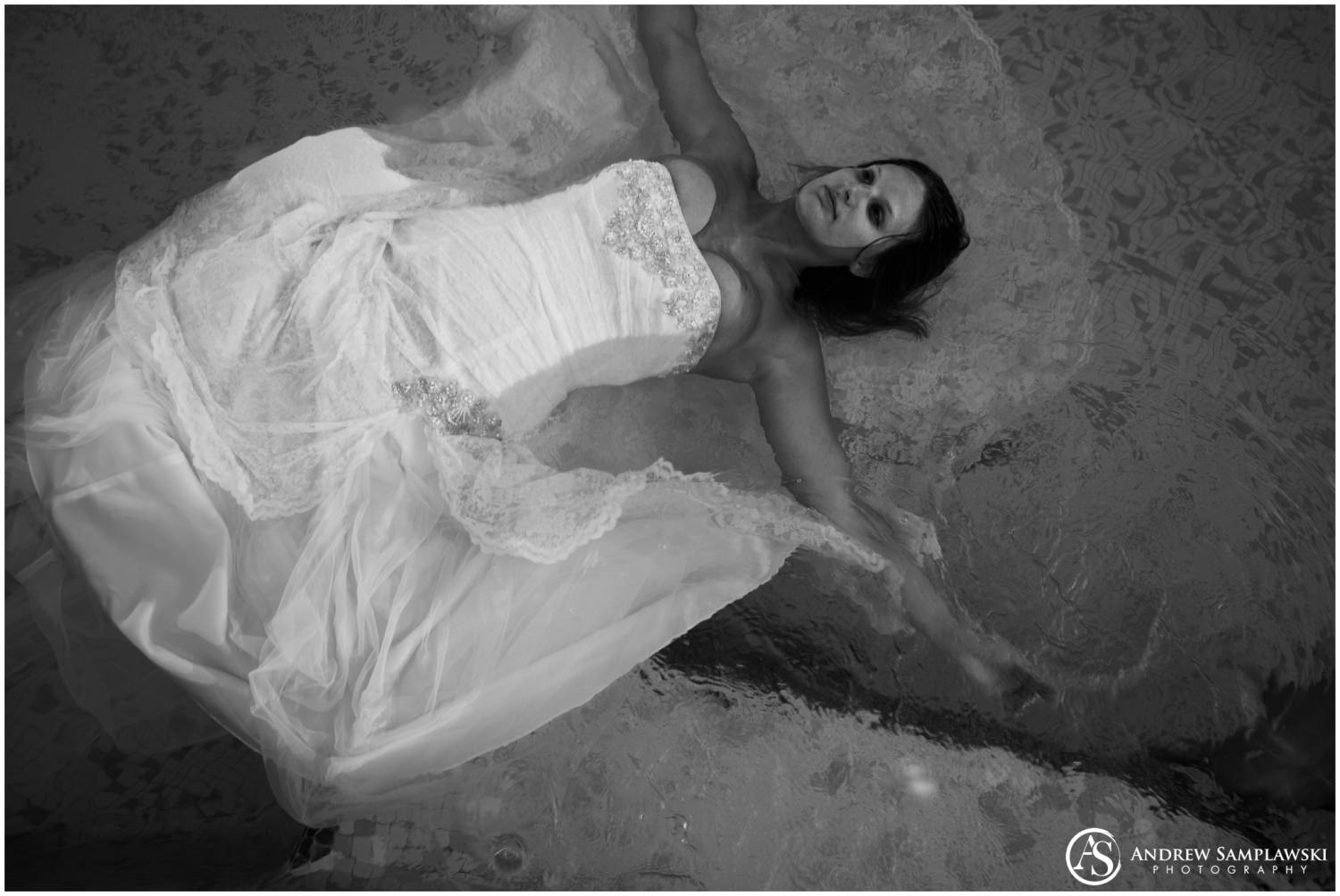 Mexico trash the dress session andrew samplawski