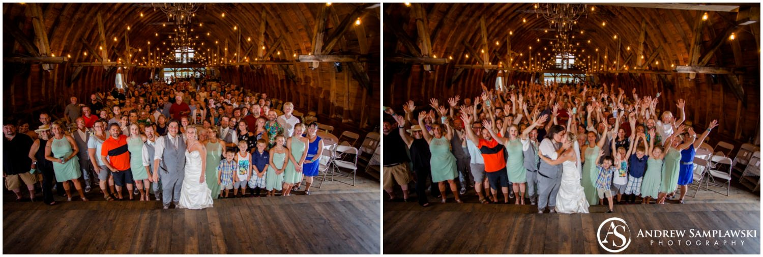 Barn on Stoney Hill Wedding Andrew Samplawski Photography