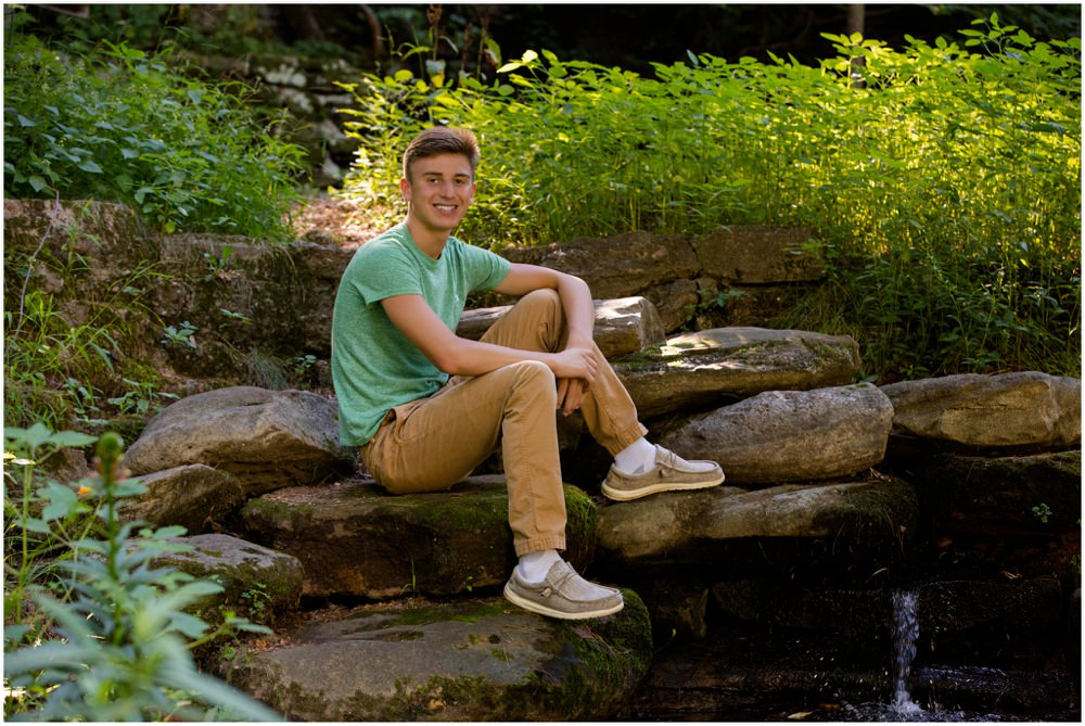 Irvine Park Senior Session Andrew Samplawski Photography