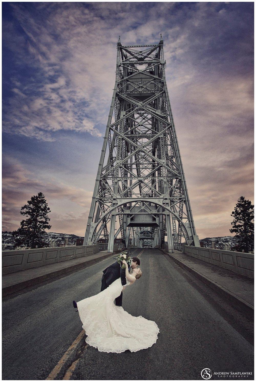 Clyde Ironworks Wedding Andrew Samplawski Photography